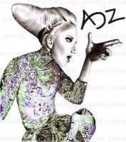 want your bad romance. by adzbell