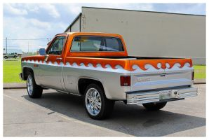 A Really Hot GMC Truck by TheMan268