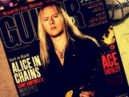 Jerry Cantrell by IzabelMarrupho