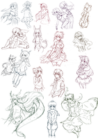 100 requests - batch 1 by MugenMuse