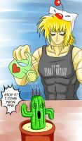 Russel love FinalFantasy by Cramous