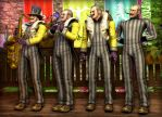 We are Number One but its Dampierre by Ryu-Gi