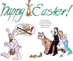 Happy Easter 2012 by PaulEberhardt