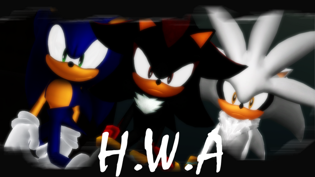 H.W.A. (Hedgehogz Wit Attitudes) by RedShadowII