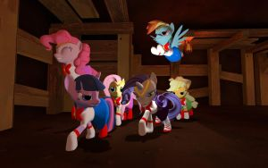 Sailor ponies Download UPDATED by Glaber
