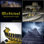 Incendia Medieval DMAP Pack by quartertime