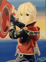 A Victorius Shulk by DNLINK
