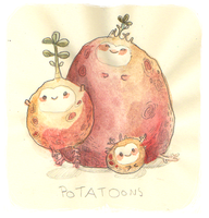 Potatoons by Foyaland