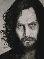 My Hand At - Sirius Black by FatalHex