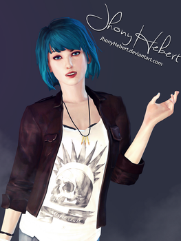Max Caulfield (Chloe Outfit) - Life Is Strange by JhonyHebert