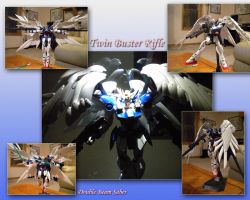 Wing Zero Second collage by VirgoT