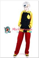 Soul Eater Soul Evans Cosplay Costume by miccostumes