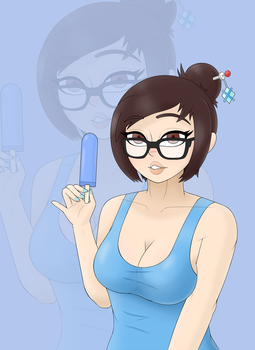 Casual Mei by a-planning-duo