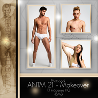 ANTM 21/Makeover - Photopack by BelieberMonsterBoy