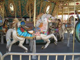 Carousel -6 by rachellafranchistock