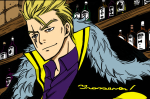 Laxus 452 by yvarseven
