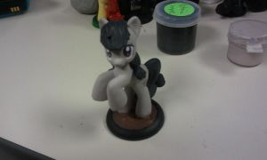 Step 8: Apply flocking by PONYPAINTTHEPONY