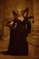Spider Queen by Miss-Entropy