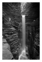 2015-295 The photographer and the falls by pearwood