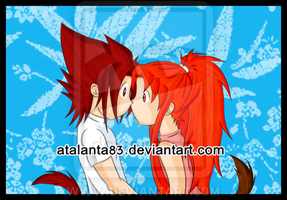 Kiss, kiss fall in love by Atalanta83
