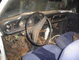 Car Interior by delagostini