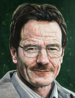 Walter White by agusgusart