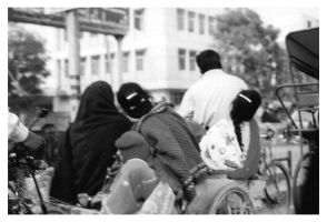 Streets of India 1 by shom
