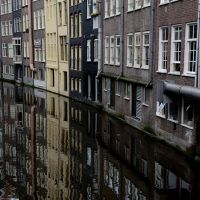 Postcard from Amsterdam 19 by JACAC
