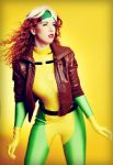 Rogue from X-Men by TheRavenAndTheRose