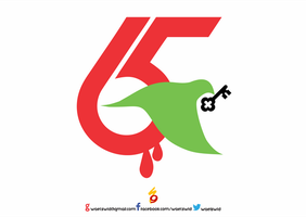 65yrs - Palestine by waelswid