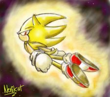 Super Sonic by NENIKAT