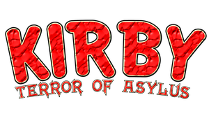 Kirby - Terror of Asylus Logo by KingAsylus91