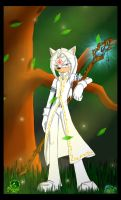 Andrast the White Mage by Scourge157