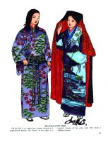 Two Upper Class Edo Ladies by myloko