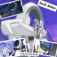 Jack Atlas Wallpaper: ~Long Live The King~ by XxXxRedRosexXxX