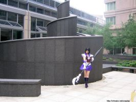 Sailor Saturn by chinako