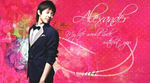 Alexander Ukiss by Dongn