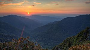 The Smoky Mountains by Silicon640c
