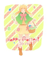 APH Happy Easter! by Owyn-Sama