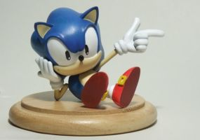 CLASSIC SONIC by krsn8