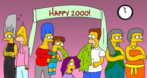 Happy 2000 by TomSimpson96