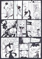 Shitty comic - ''Urgly TRUTH!'' by KnockPainter