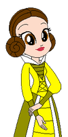 MLPKatRGCWA - Senator Padme Amidala in EG style by Magic-Kristina-KW
