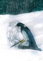 I will never leave you,son of Hurin by Ephaistien