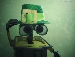 Lucky Wall-e by LT-Arts