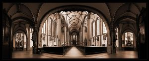 The Church II by ArcziPL