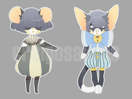 No base adoptable 6 set [CLOSED] by Craig-adopts