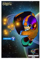 Rockman SolarFlare Wallpaper by 878952
