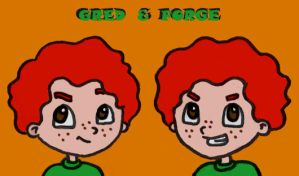 Ickle Gred 'n' Forge (CRAP) by uh-oh