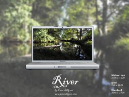 River Wallpaper by fr33r1d3